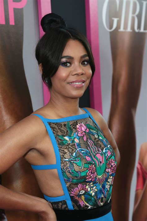 regina hall real hair regina hall shines in malcolm lee s new film girls trip