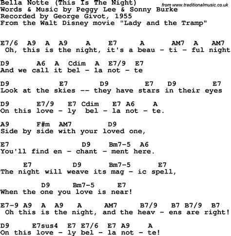 Pop Song Guitar Chords