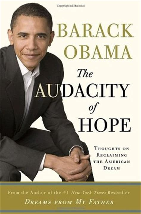 50 great books about barack obama about great books the audacity of hope thoughts on reclaiming the american