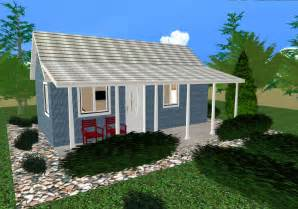 Small Backyard House Plans by A Cozy Home In The Backyard Cozy Home Plans