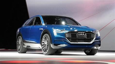 electric suv audi q6 electric suv teased team bhp audi debuts its all