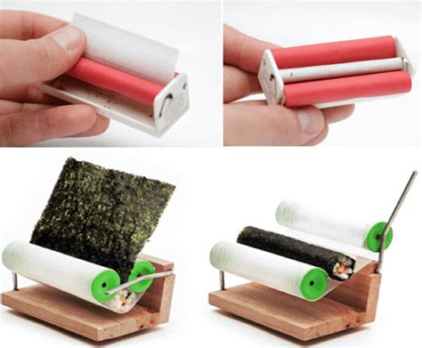 diy cigarette sushi bazooka digital trends