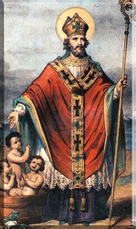 who is st history novena to nicholas crusaders of the immaculate