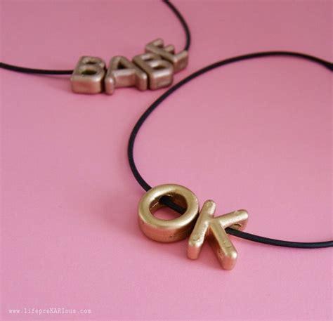diy choker necklace rad the rest