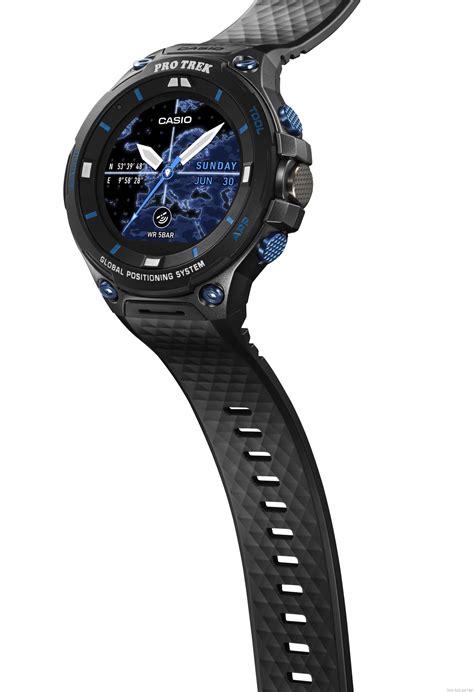 Casio Protrek Wsd F20 Like New meet the casio pro trek smart wsd f20 wrist device drive