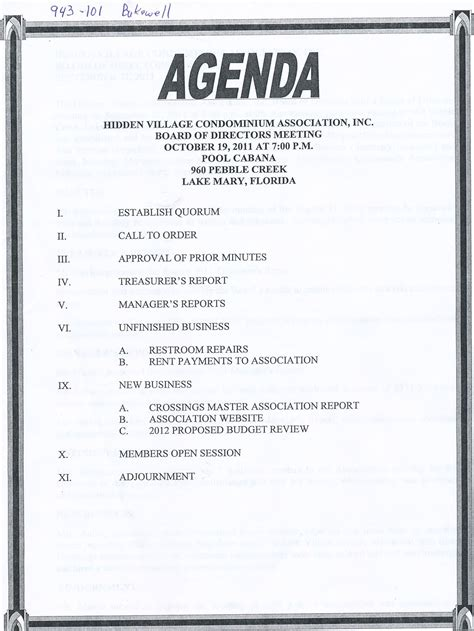 what is an agenda how to create an agenda in word portablegasgrillweber