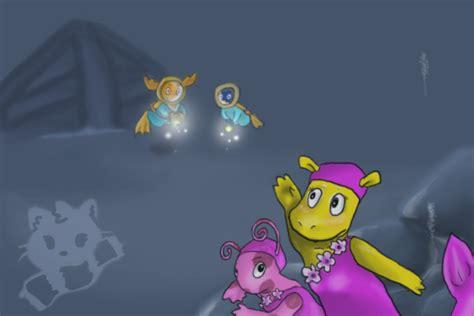 Backyardigans Mermaid Backyardigans Into The By Slide64304 On Deviantart