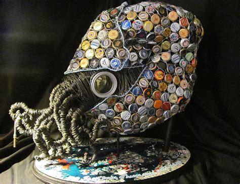 ideas divertidas  realizar  aluminio reciclado