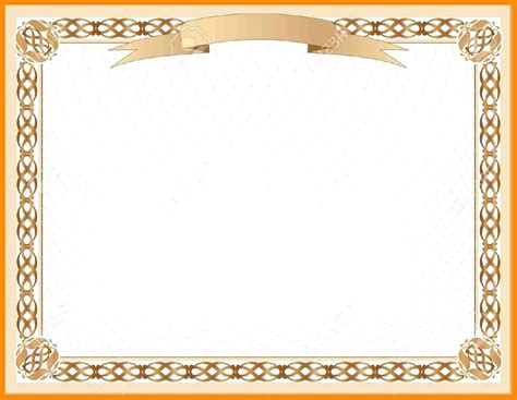 design certificate border template certificate border design template black for