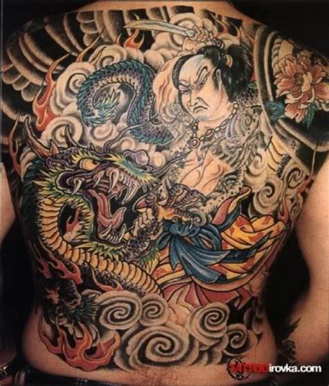 yakuza tattoos the japanese yakuza tattoos as a form of
