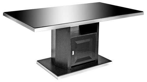 dining table black gloss dining table