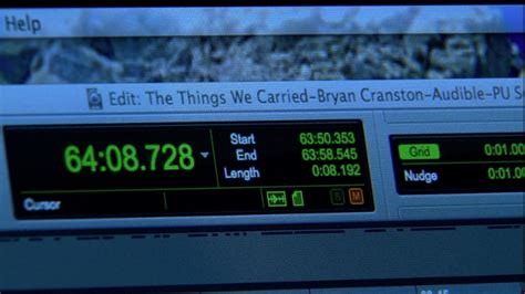 bryan cranston production company bryan cranston narrates tim o brien s the things they