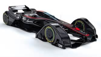 new formula 1 cars the future of f1 racing mclaren unveil startling new