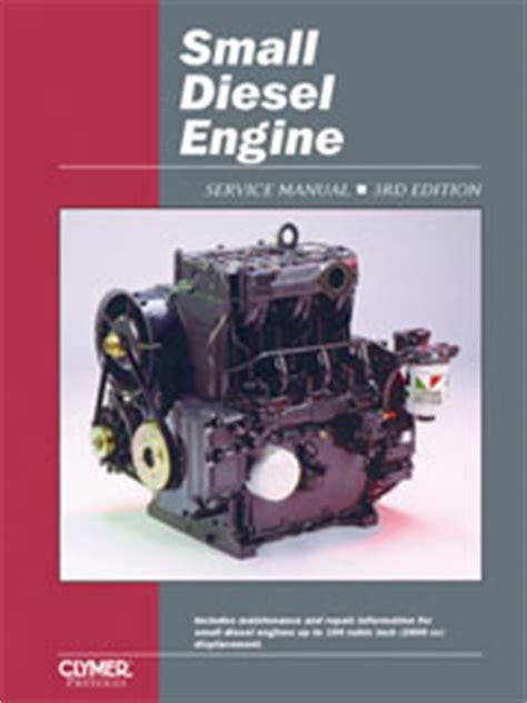 small engine repair manuals proseries small diesel engine air liquid cooled service repair manual covers continental