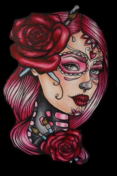 mexican pin up girl tattoo designs 33 best dead pin up designs images on