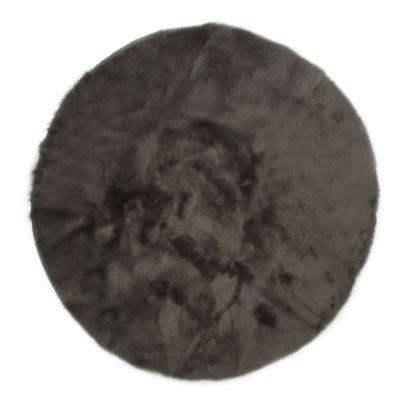 tappeto rotondo grigio tappeto rotondo crochet composizione creato materiali