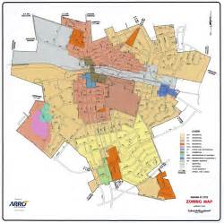 Atlanta Zoning Map by Rocky River Zoning Map
