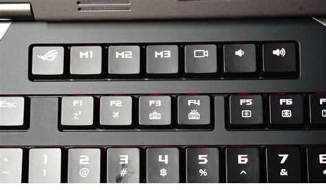 Keyboard Warna Warni Inilah 8 Kegaharan Spesifikasi Asus Rog Gx800 Laptop