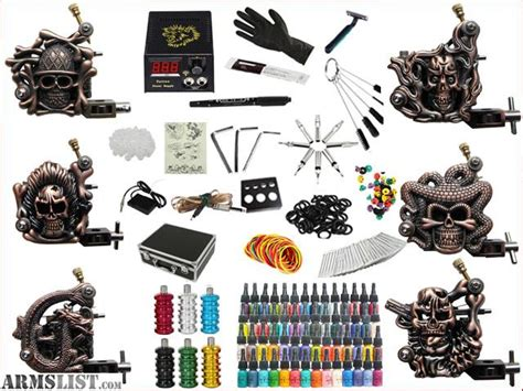tattoo kit craigslist armslist for sale trade brand new deluxe tattoo kit