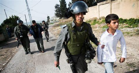 Gamis Tamini infograf 237 a menores palestinos frente al r 233 gimen jur 237 dico