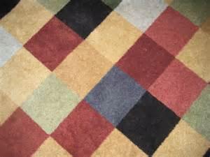 carpet squares your model home