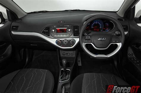 Interior Kia Picanto Kia Picanto Review 2016 Kia Picanto Si