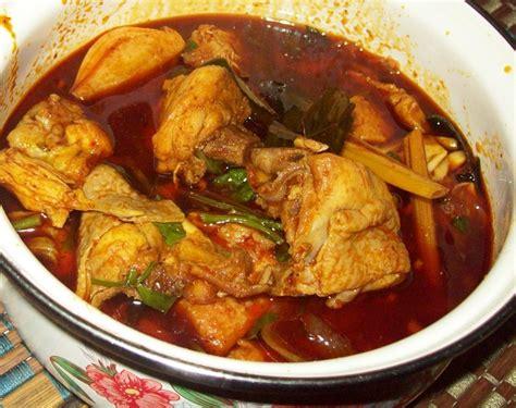 Minyak Goreng Termurah Hari Ini masakan ayam berkuah khas melayu resep makanan indonesia