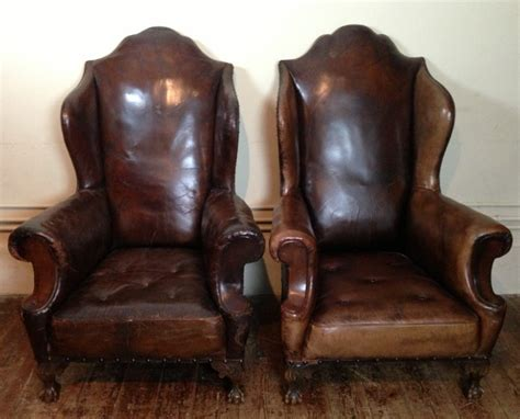 traditional leather wingback chair best leather wingback chair jacshootblog furnitures