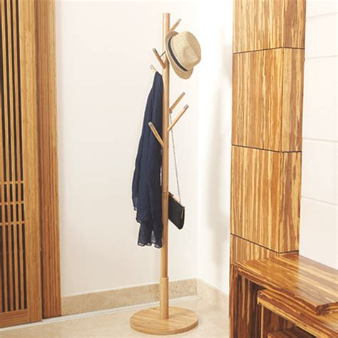 Bedroom Jacket Hanger Popular Bamboo Clothes Rack Buy Cheap Bamboo Clothes Rack