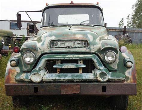 gmc vintage trucks vintage 1959 gmc 2 ton truck project hauler 59 classic
