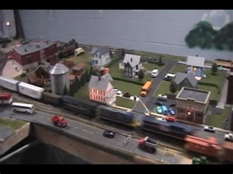 ho layout youtube ho scale model train layout youtube