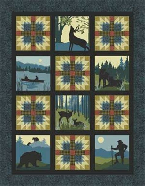 Deer Country Quilts by The World S Catalog Of Ideas
