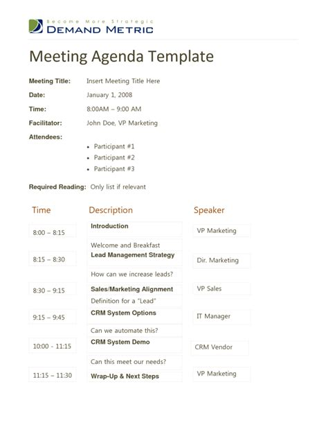 agenda word template word document agenda template best agenda templates
