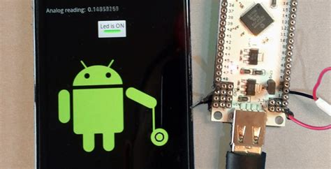 Ioio Android Breakout Board ioio for android gets demos s paradise