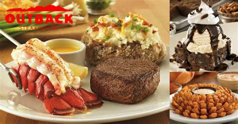 Outback Steakhouse Gift Card Costco - outback steakhouse free 10 bonus gift card w 30 food and beverage purchase today