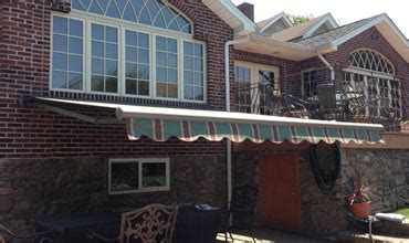 awnings staten island pools opening closing installation decks awnings