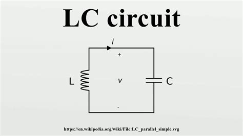 calculate the inductance of an lc circuit of inductor in lc tank circuit 28 images ppt parallel lc resonant circuit powerpoint