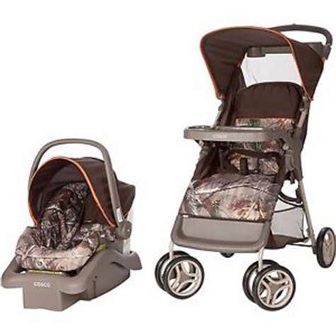 cosco camo car seat and stroller cosco infant stroller lift car seat travel system portable