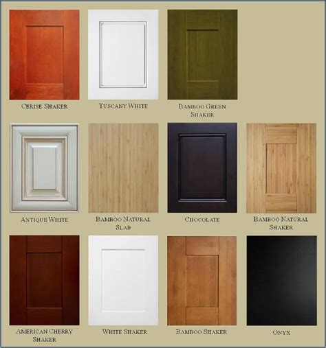 Kitchen Cabinet Door Colors Cabinet Colors Defining Your Style Home Furniture Design