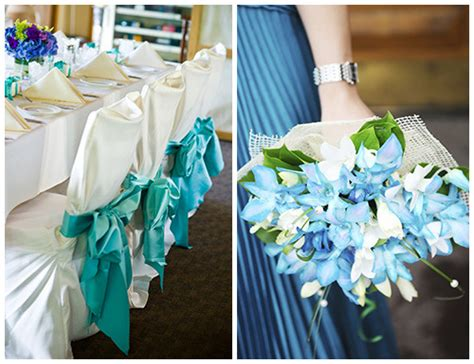 teal and ivory wedding ideas 11 enchanting fall wedding color schemes you ll adore