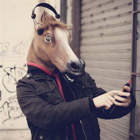 Horse Head Mask   Gifts For Men