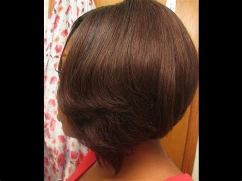 utube bump hair in a bob sexy summer bob tutorial ft goddess remi bump how to