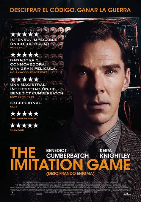Film Descifrando El Enigma | the imitation game descifrando enigma fotogramas