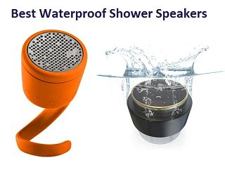 Top 10 Best Shower Speakers Top 10 Best Shower Speakers In 2018 Complete Guide