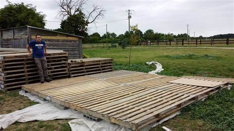 Garden Shed Base Ideas How To Build A Wooden Shed Base Autos Post