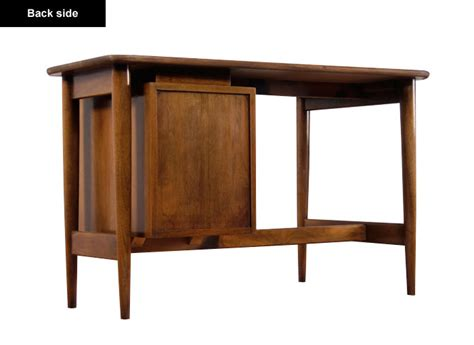 of martinsville desk merton gershun of martinsville dania desk modernism