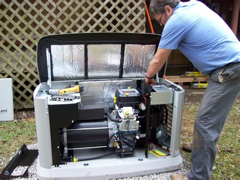 electricians in toronto get a diesel backup generator