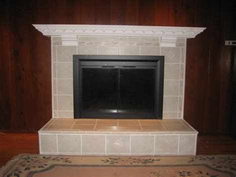 Fireplace Hearth Tile Ideas by Fireplace Tile Diy Do It Yourself Fireplace Remodels