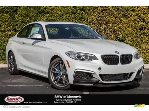 2016 Bmw M235i by 2016 Mineral White Metallic Bmw M235i Coupe 110080870