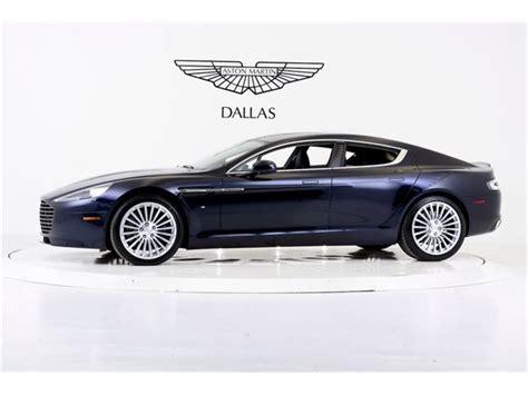 Used Aston Martin Dallas by Used Aston Martin Rapide For Sale In Dallas Tx Autos Post